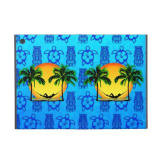 Tiempo de la isla iPad mini funda