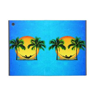 Tiempo de la isla iPad mini coberturas