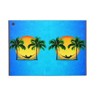 Tiempo de la isla iPad mini carcasas