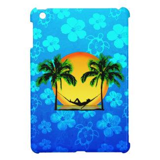 Tiempo de la isla iPad mini protector