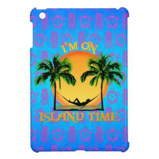 Tiempo de la isla iPad mini cárcasas