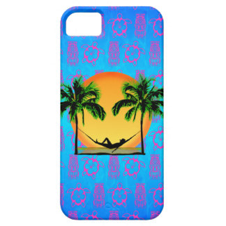 Tiempo de la isla iPhone 5 funda