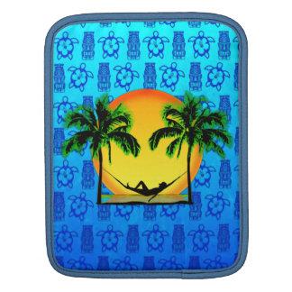 Tiempo de la isla mangas de iPad