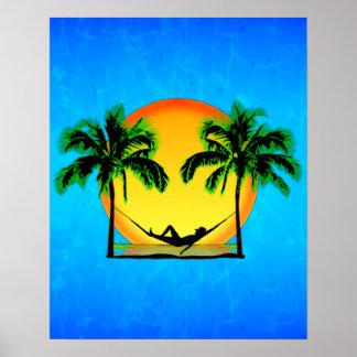 Tiempo de la isla posters