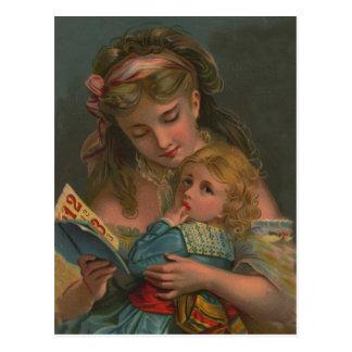 Tiempo de la lectura del Victorian Postal