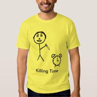 Tiempo de la matanza playeras