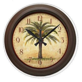 Tiempo de la palma relojes