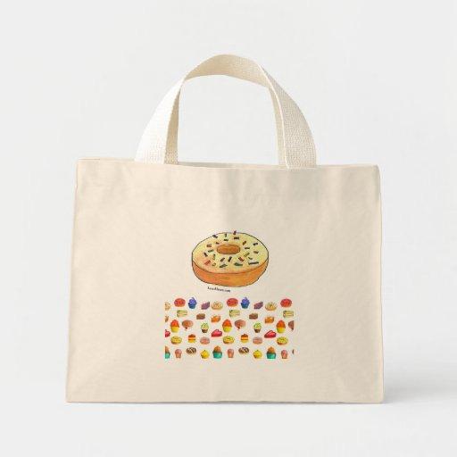 tiempo de la panadería bolsas de mano