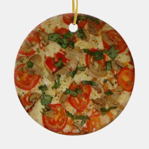 ¡Tiempo de la pizza! Ornamentos De Reyes