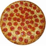 Tiempo de la pizza esculturas fotográficas