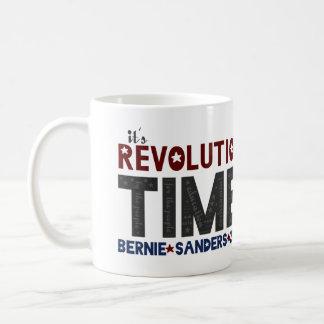 Tiempo de la revolución - chorreadoras 2016 de taza