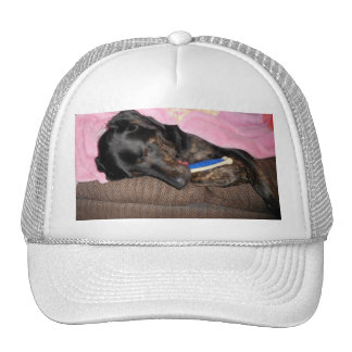 Tiempo de la siesta del chapoteo gorras