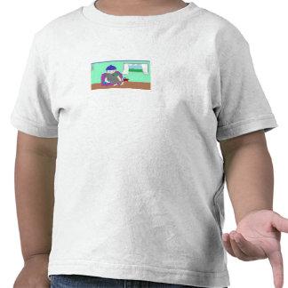 Tiempo de la siesta del niño de la camiseta