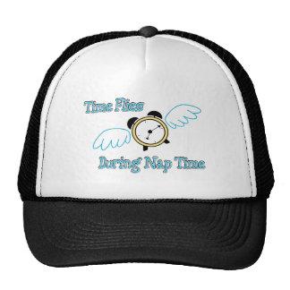 Tiempo de la siesta gorras de camionero