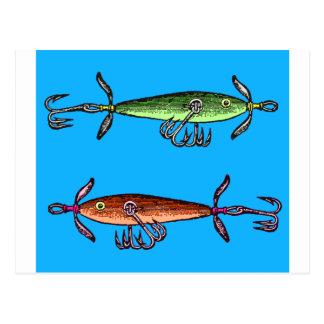 Tiempo de los pescados N Postales