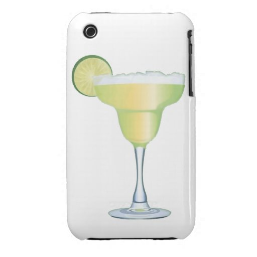 Tiempo de Margarita iPhone 3 Case-Mate Carcasas