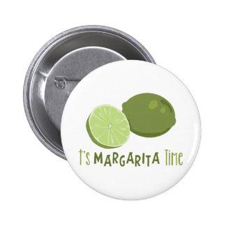Tiempo de Margarita Pin