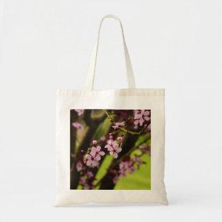 Tiempo de primavera bolsas de mano