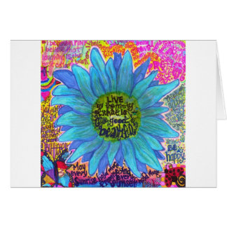 Tiempo de primavera tarjeta de felicitación
