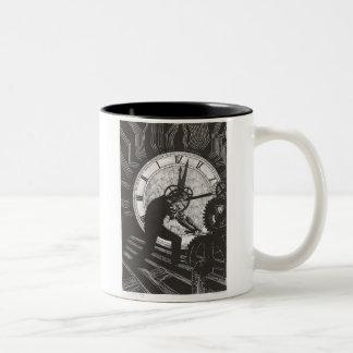 Tiempo de prisión tazas de café