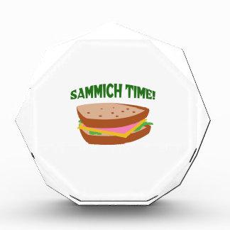 TIEMPO DE SAMMICH