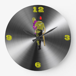 Tiempo de Shriner Reloj Redondo Grande
