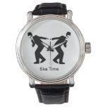 ¡Tiempo de Ska del reloj de Ska!