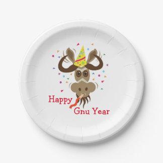 Tiempo de Year_Party del Gnu de Head_Partier