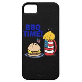 Tiempo del Bbq iPhone 5 Coberturas