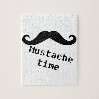 tiempo del bigote puzzles con fotos