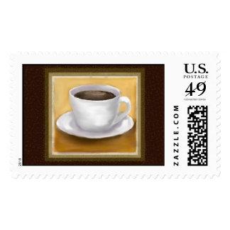 Tiempo del café, sello grande