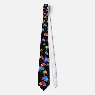 Tiempo del fiesta de los globos el | del corbatas personalizadas