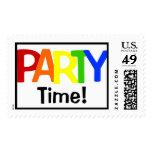 ¡Tiempo del fiesta! Envio