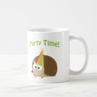 ¡Tiempo del fiesta! Erizo Tazas