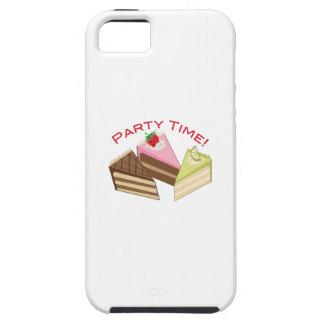 Tiempo del fiesta iPhone 5 Case-Mate protector