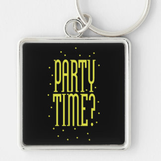 ¿Tiempo del fiesta? Llavero
