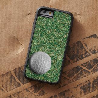 Tiempo del golf para poner funda de iPhone 6 tough xtreme