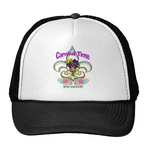 Tiempo del gorra-Carnaval del carnaval
