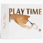 Tiempo del juego - carpeta