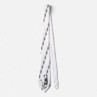 Tiempo del juego corbata personalizada