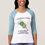 Tiempo del juego - soda IV Camisetas