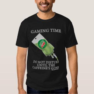 Tiempo del juego - soda IV Remera