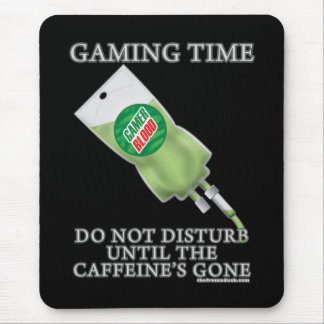 Tiempo del juego - soda IV Tapete De Ratón