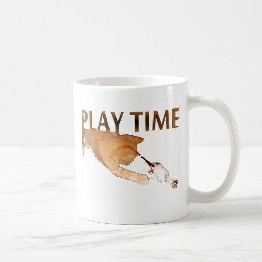 Tiempo del juego - taza