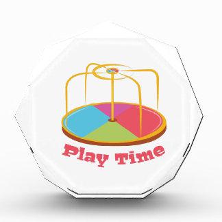 Tiempo del juego