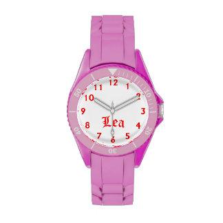 Tiempo del pasto reloj
