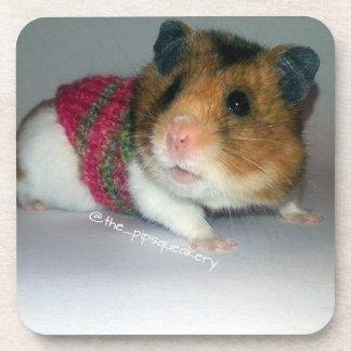 Tiempo del suéter posavaso