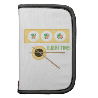¡Tiempo del sushi! Planificador