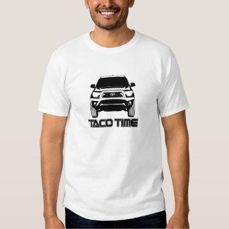 Tiempo del Taco - camisa de Toyota Tacome