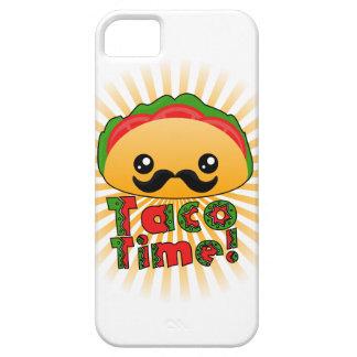 Tiempo del Taco iPhone 5 Carcasa